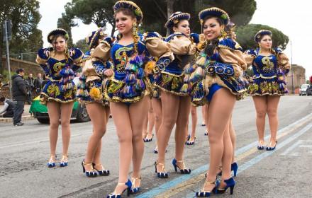Carnevale Boliviano 2014