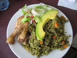 arrozconpato