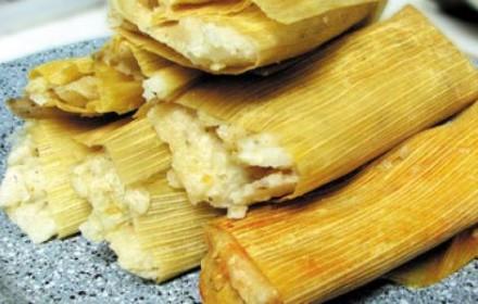 tamales-choclo